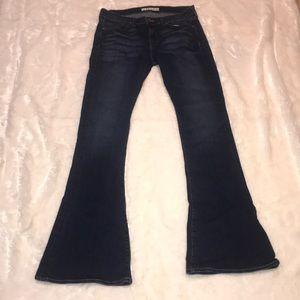 J Brand martini mayflower flare jeans